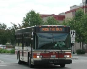 County Connection bus