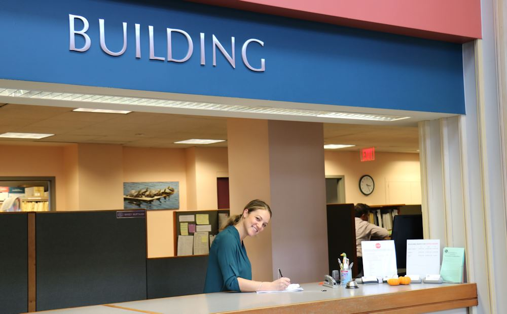 Building Counter