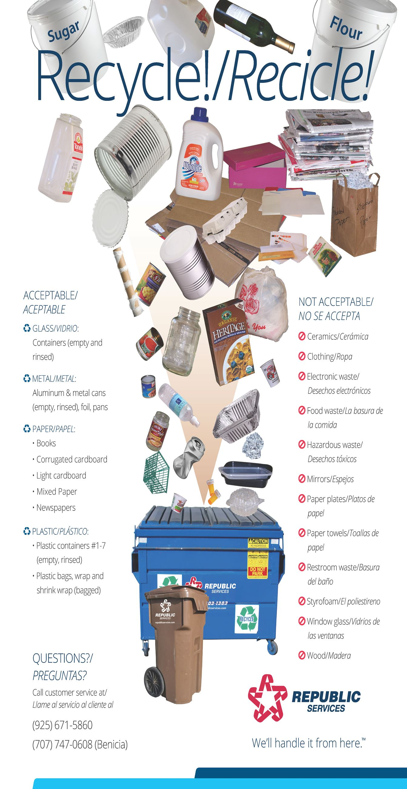Recycling Poster 2017 Bilingual v5MinLSp