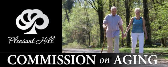 commission on aging banner