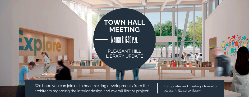 Town Hall Web Banner